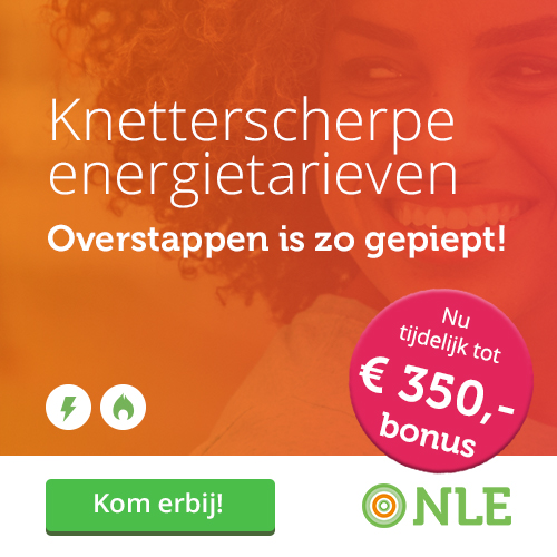 NLE energie energiecadeau energiezaken.nl