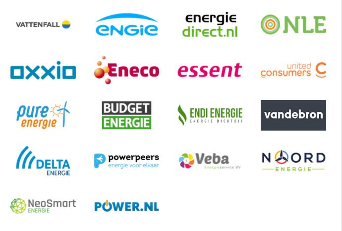 Energieleveranciers energie vergelijken met energiezaken.nl