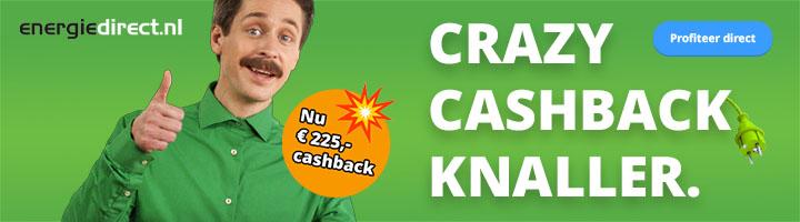 CashBack EnergieDirect energiezaken
